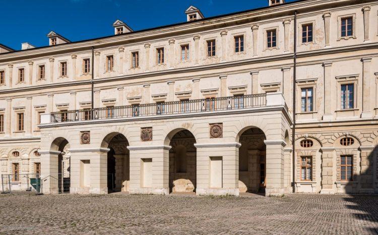 Weimar erkunden Schloss Weimar
