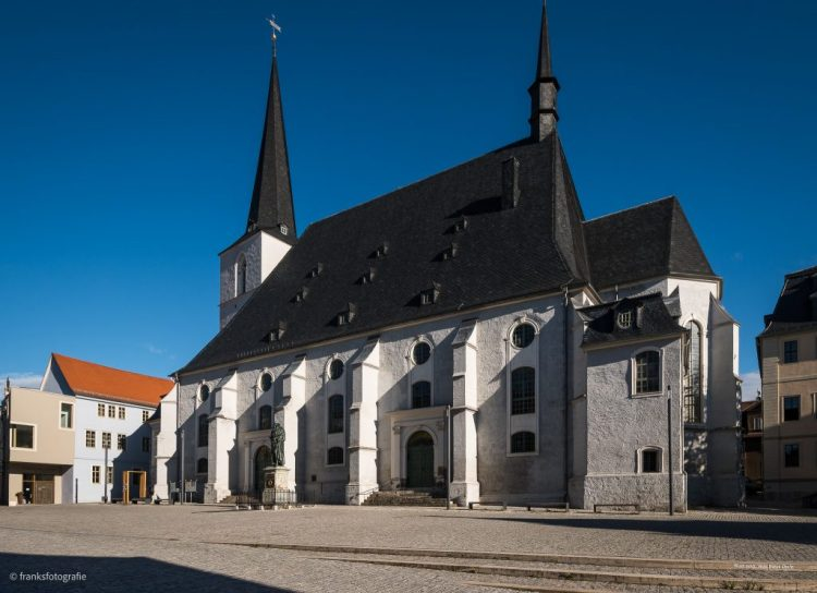 Weimar erkunden Herderkirche