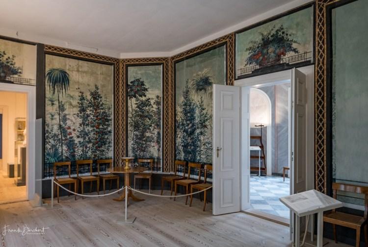 Schloss Paretz erkunden