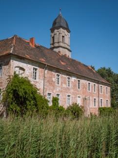Südseite des Schlosses