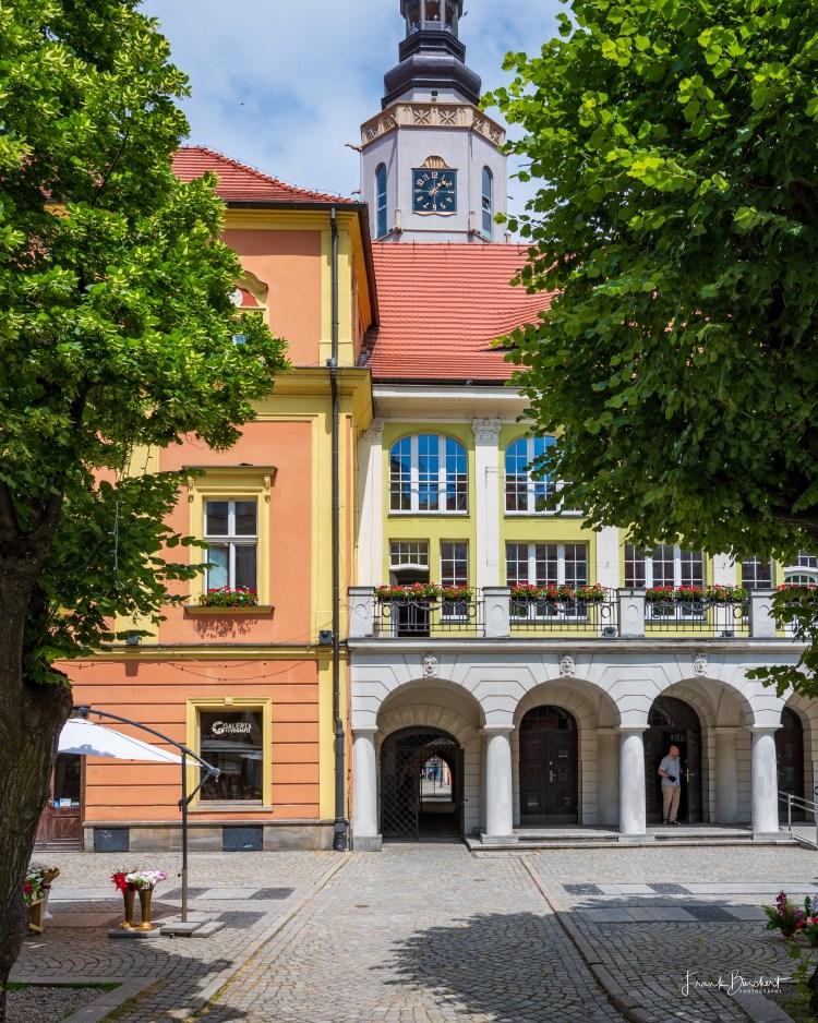 Zwischen Schweidnitz und Breslau