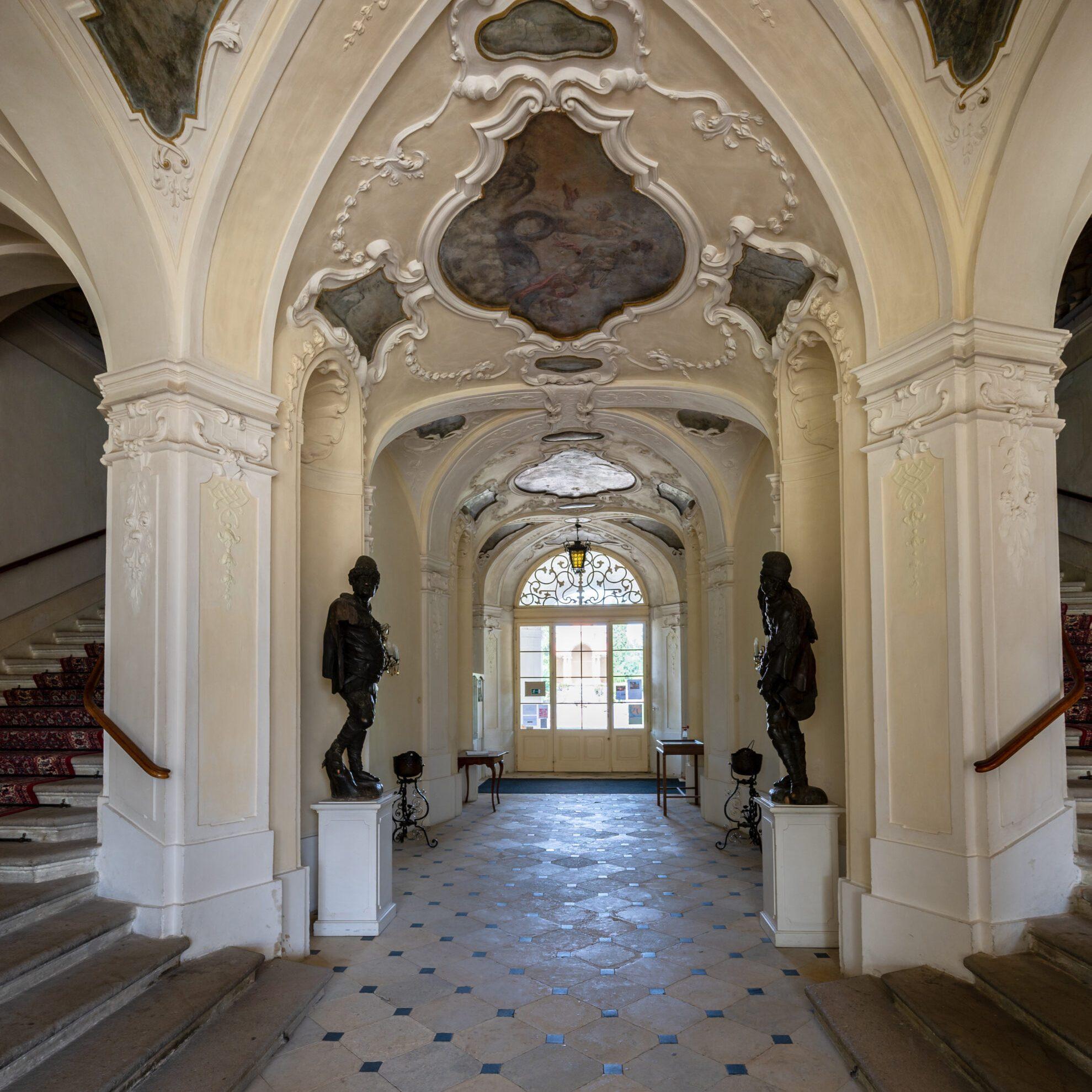 Schloss Ploschkowitz / Ploskovice