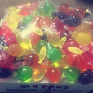Jelly Fruit Value Pack -75 counts