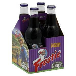 Frostie Concord Grape (4 Pack)