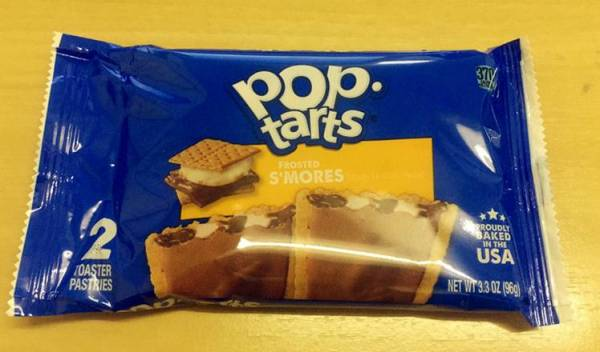 Pop Tarts Frosted S'mores 2pk