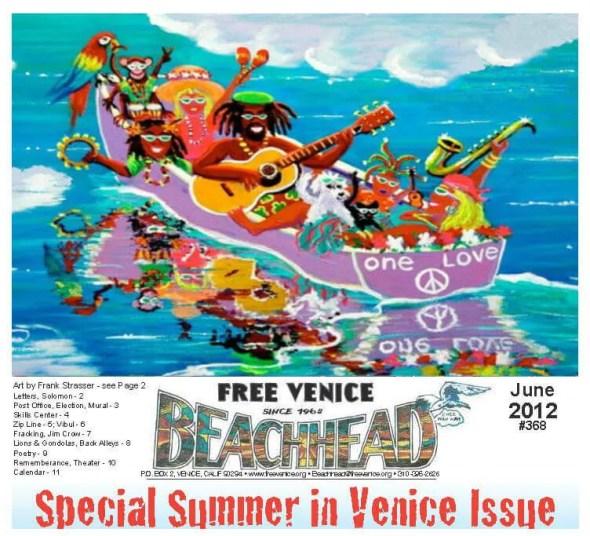 Free Venice Beachhead Cover Art