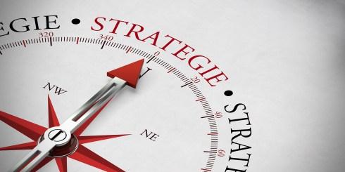 Business und Marketing Strategie