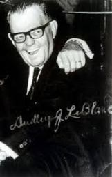 The Honorable Dudley J. Leblanc -- Acadian Icon