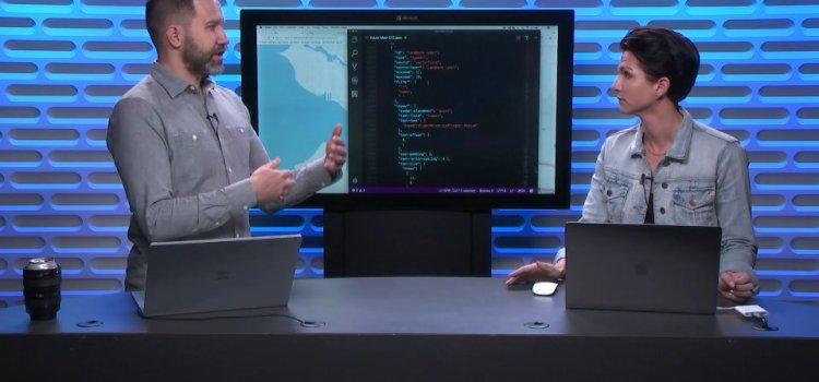 Designing with Azure Maps