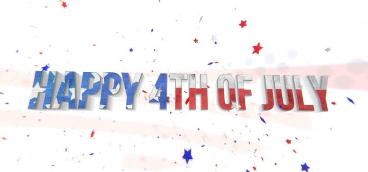 Happy Independence Day (and Happy New Year)
