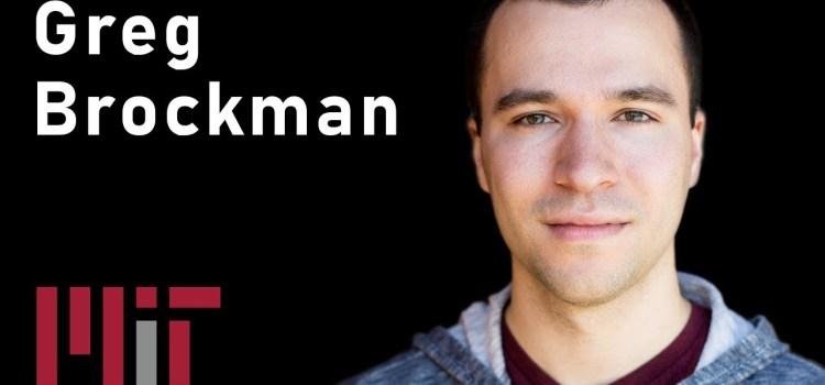 Greg Brockman on OpenAI and AGI