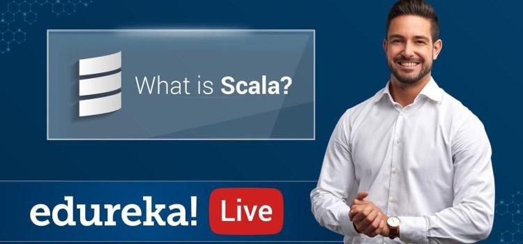 Scala Programming Tutorial for Beginners Webinar