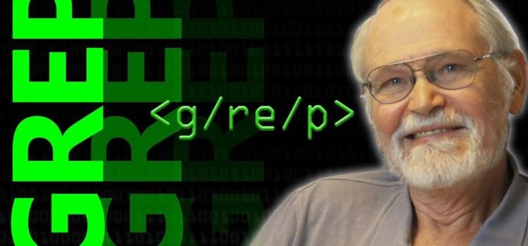 Origins of Grep