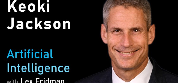 Lockheed Martin's Keoki Jackson on Artificial Intelligence