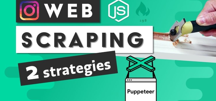 Web Scraping with NodeJS