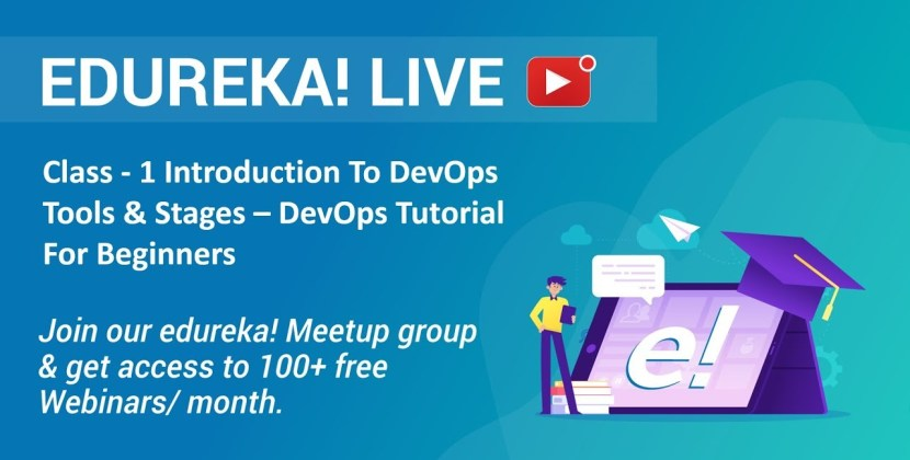 Introduction To DevOps Tools & Stages – DevOps For Beginners