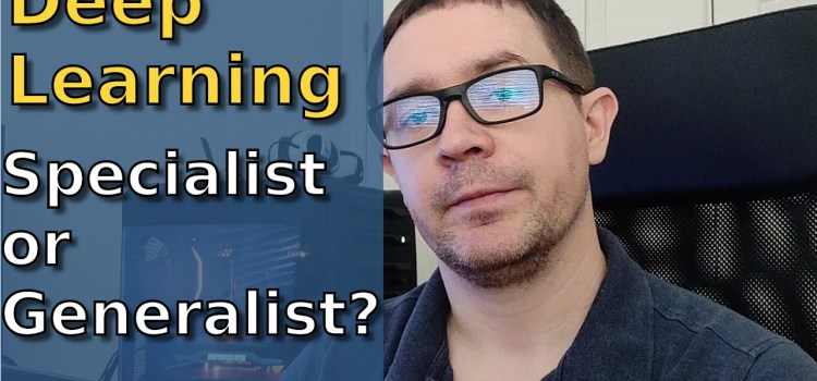 Should you be an AI Generalist or Specialist?