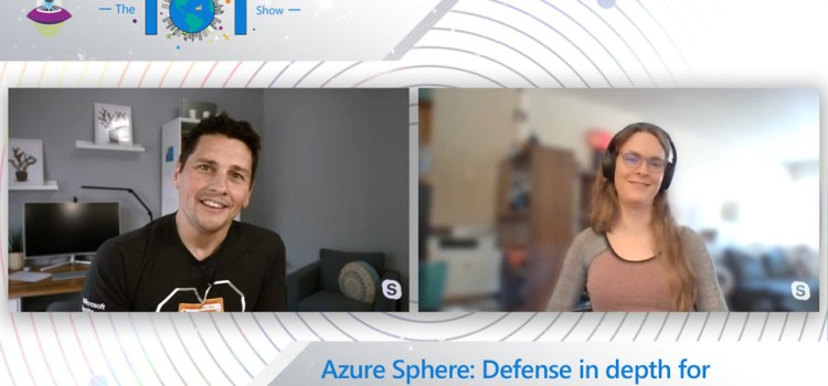 Azure Sphere: Defense in depth for IoT devices