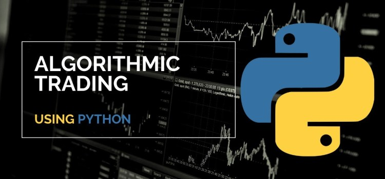Algorithmic Trading Strategy Using Python