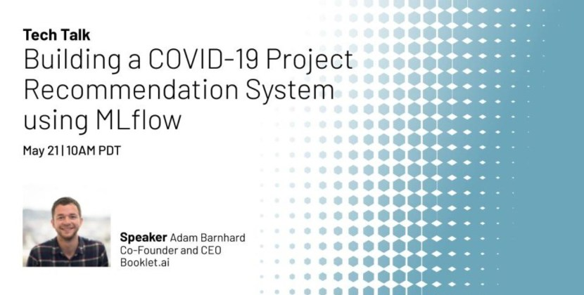 Building a COVID-19 Project Recommendation System using MLflow