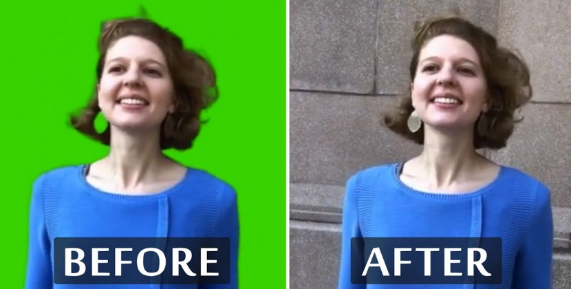 AI Based Alpha Matte Generation–Green Screen without a Green Screen
