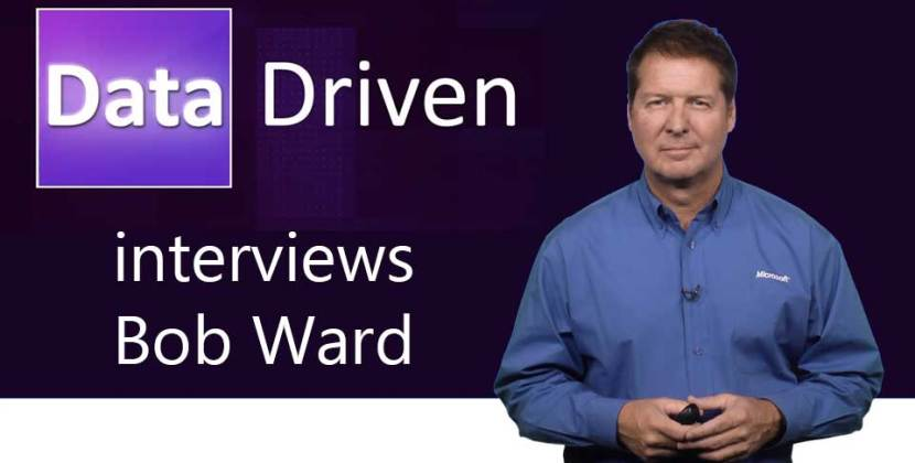 Bob Ward on SQL, Faith, and the Dallas Cowboys