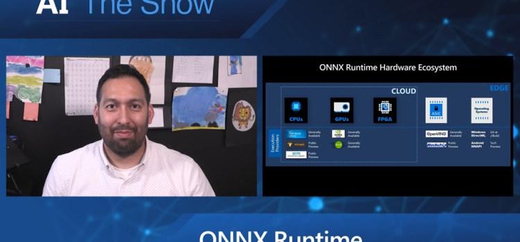 ONNX Runtime