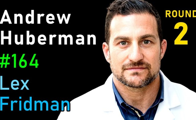 Andrew Huberman on Sleep, Dreams, Creativity, Fasting, and Neuroplasticity