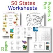 50StatesWorksheets