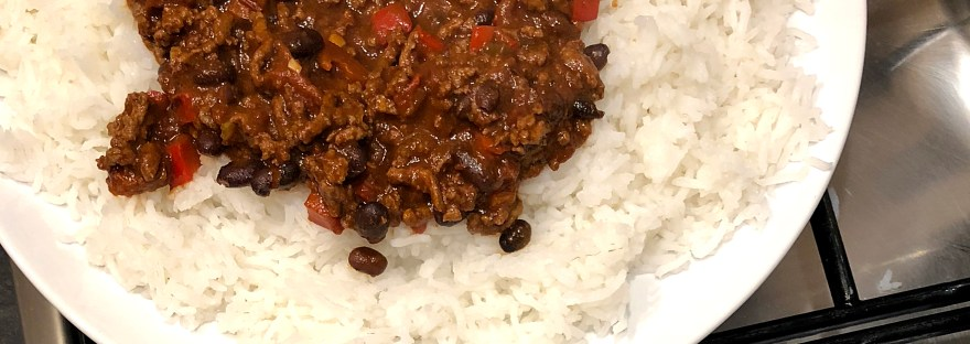 Chilli con carne header