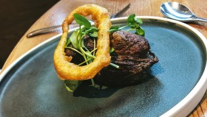 The Weighbridge Brewhouse: fillet steak