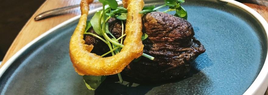 The Weighbridge Brewhouse: fillet steak
