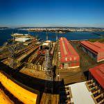 Ferrol desde el aire