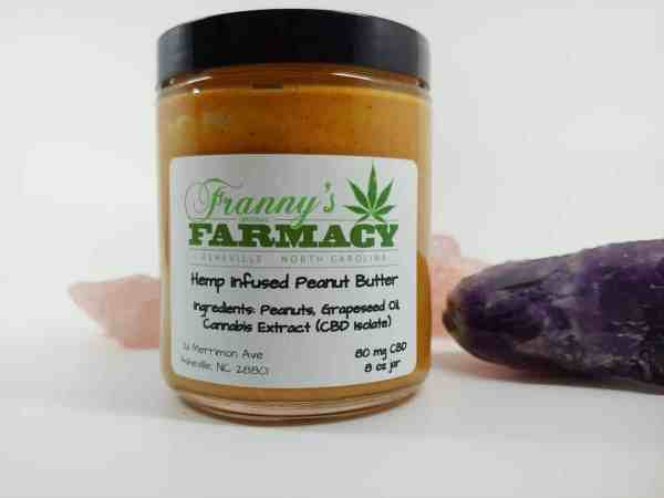 Franny's Farmacy Peanut Butter for Pets