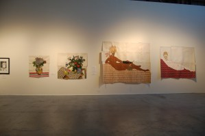 Paintings from the Venus series by Katherine Sherwood