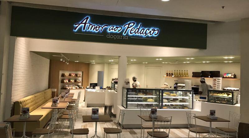 Amor aos Pedaços inaugura loja em Palmas