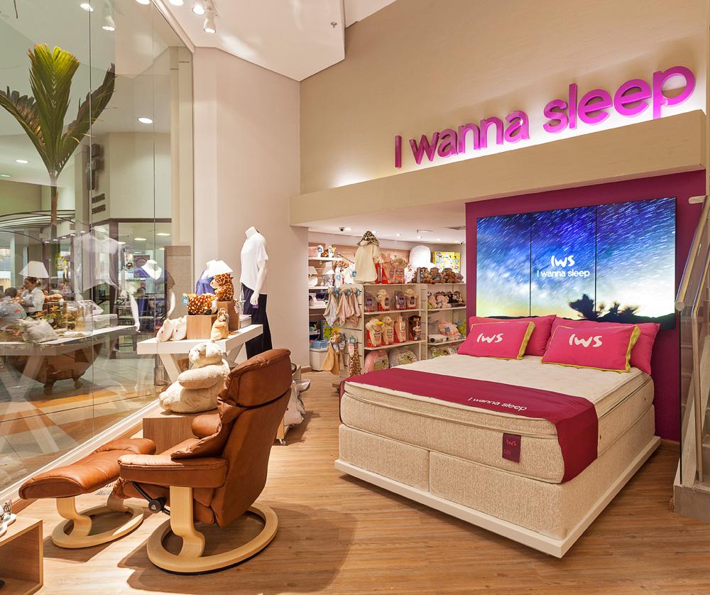 I wanna sleep quer ajudar clientes a dormir melhor em todo o País