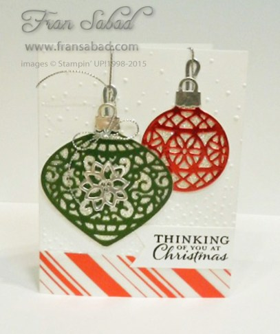 Embellished Ornaments 01