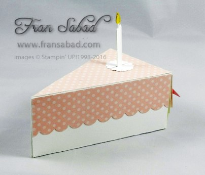 Cutie Pie Box cake