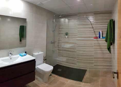 Reformas de baños en Cáceres