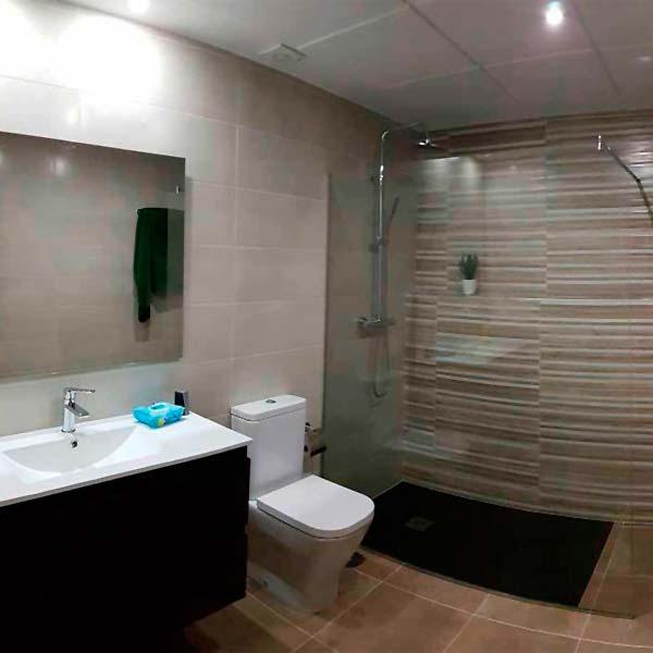 Contratar reforma de baño