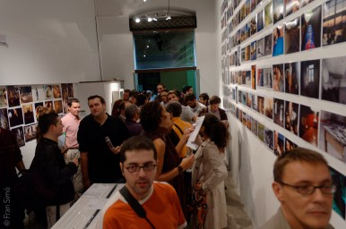 "Exposición ""De la red a la pared"" de Barcelona Photobloggers en"