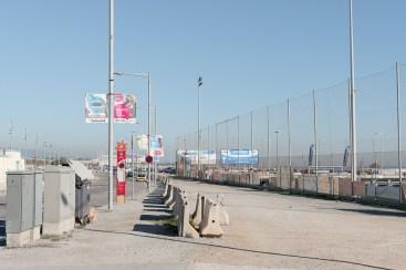 Traces #7.6 December, 7, 2013, Barcelona, Poblenou - 41°24'4.11