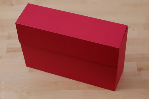 Sahred folder box