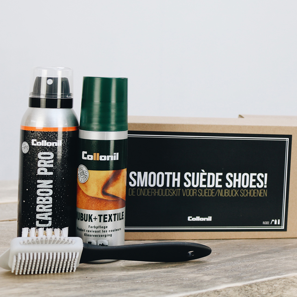 Collonil Smooth Suede Kit
