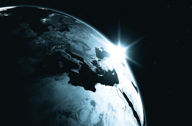 Distancia a la que se encuentra el espacio desde la superficie terrestre