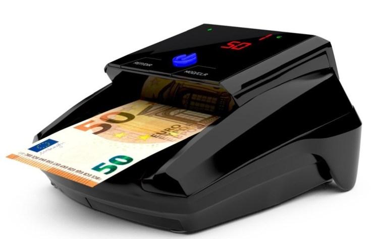 detector de billetes falsos Detectalia D7