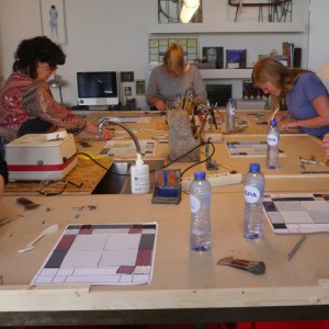 workshop glas in lood amsterdam