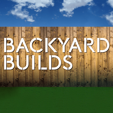 Backyard Builds Frantic Films