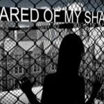 scared by my shadow